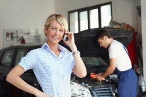 standard pour garage auto